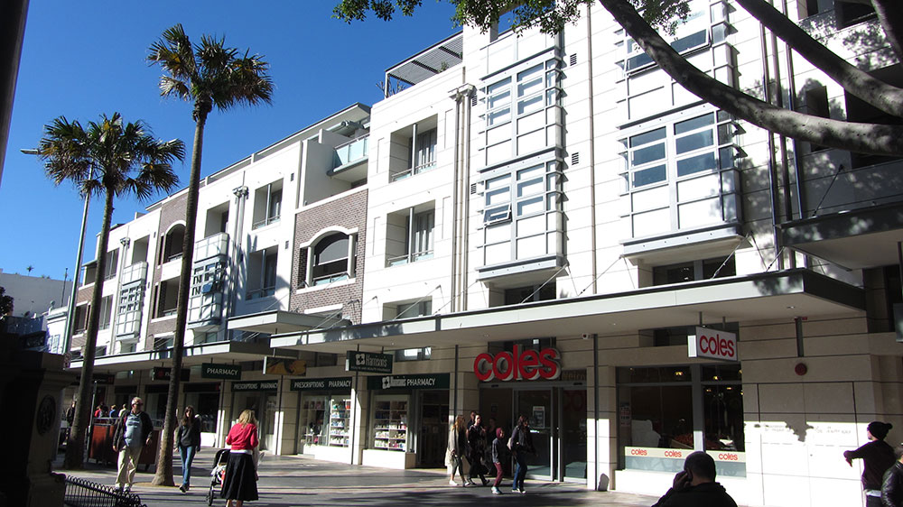 The Corso, Manly(2)